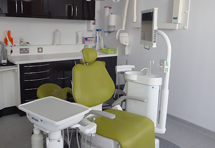 Complete Dental Care inside clinic