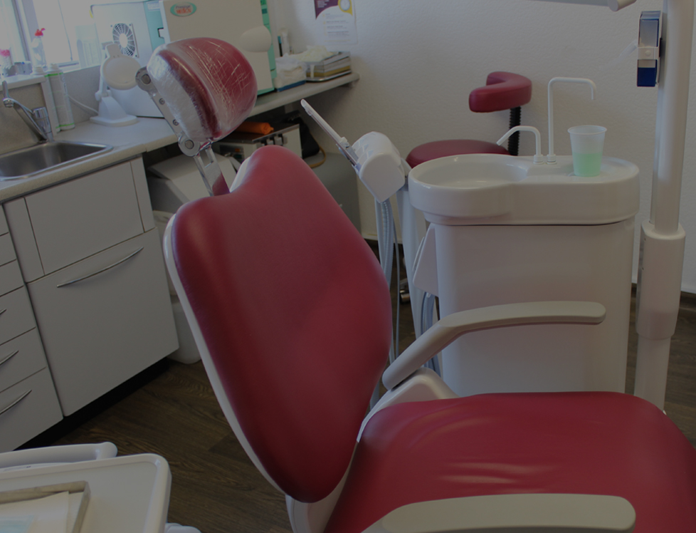 In session of Complete Dental Care couch